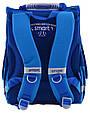 555971 Школьный каркасный рюкзак Smart PG-11 Big Wheels 26*34*14 , фото 3