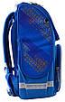555971 Школьный каркасный рюкзак Smart PG-11 Big Wheels 26*34*14 , фото 4