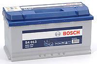 Аккумулятор 6СТ-95A Bosch (S4013), 12V, 95Ah (-/+) Бош евро, 12В, 95Ач, EN800А