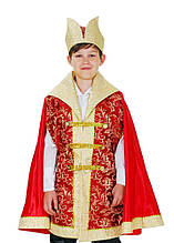 Царевич карнавальный костюм для мальчика \ Размер 122-152 \ BL - ДК32
