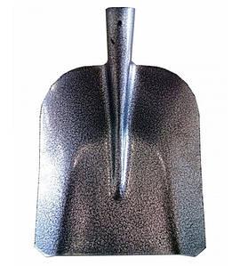Совковая лопата из стали UA-2