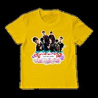 """Прикольная футболка с принтом """"Гарри Поттер"""", фото 1"""