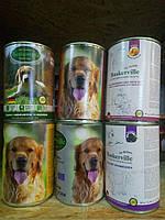 Консерва Baskerville для собак 400г