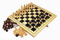 Набор из 3 игр: шахматы+шашки+нарды, фото 1