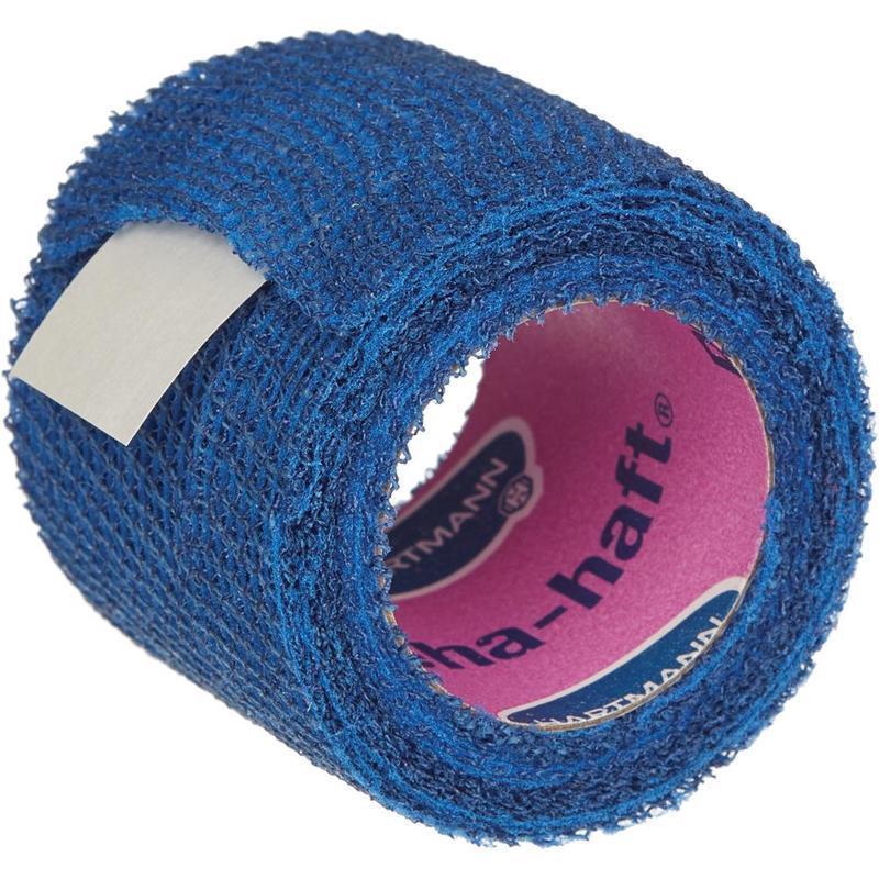 Peha-haft 4см х 4м Синий - бинт когезивный самофиксирующийся синий