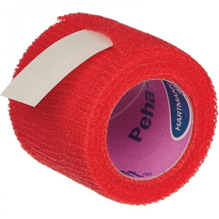 Peha-haft 4см х 4м Красный - бинт когезивный самофиксирующийся красный