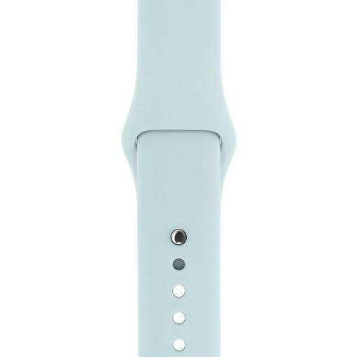 Ремешок для Apple Watch 38/40 mm голубой №17