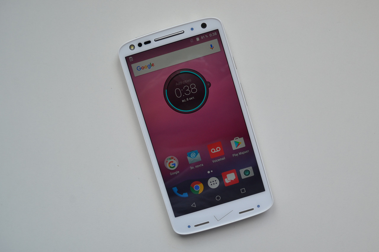 Motorola Droid Turbo 2 White XT1585 32Gb Оригинал!