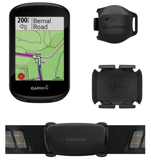 Велонавігатор Garmin Edge 830 Sensor Bundle