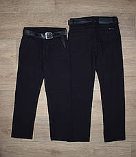 Школьные брюки для мальчика на 6-10 лет, фото 3
