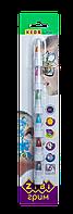 Карандаши для грима лица и тела, Zibi 6 цветов стандарт, KIDS Line Металлик