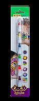 Карандаши для грима лица и тела, Zibi 6 цветов стандарт, KIDS Line Неон