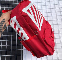"Рюкзак Off-White ""Красный"", фото 3"