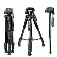 Штатив и монопод бренда Zomei для фотоаппаратов Q-222