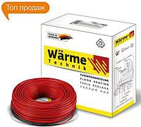 Теплый пол 3м2 Warme (Германия) Нагревательный кабель