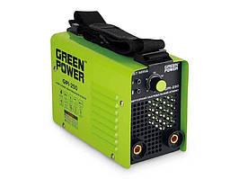 Інверторний зварювальний апарат GPI-250 ТМGREEN POWER