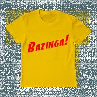 """Футболка """"Bazinga"""", фото 1"""