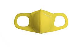Багаторазова вугільна пітта маска Ülkа (жовта)