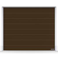Подъемные автоматические гаражные ворота Hormann RenoMatic M-гофр 4000x2125 с приводом ProLift 700, фото 1