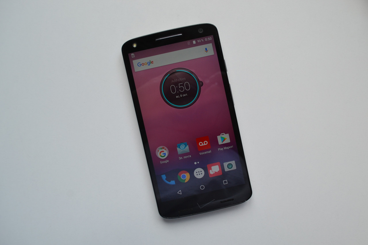 Motorola Droid Turbo 2 Black XT1585 32Gb Оригинал!