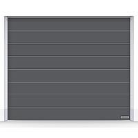 Автоматические подъемные гаражные ворота Hormann RenoMatic M-гофр 3500x2250 с приводом ProLift 700