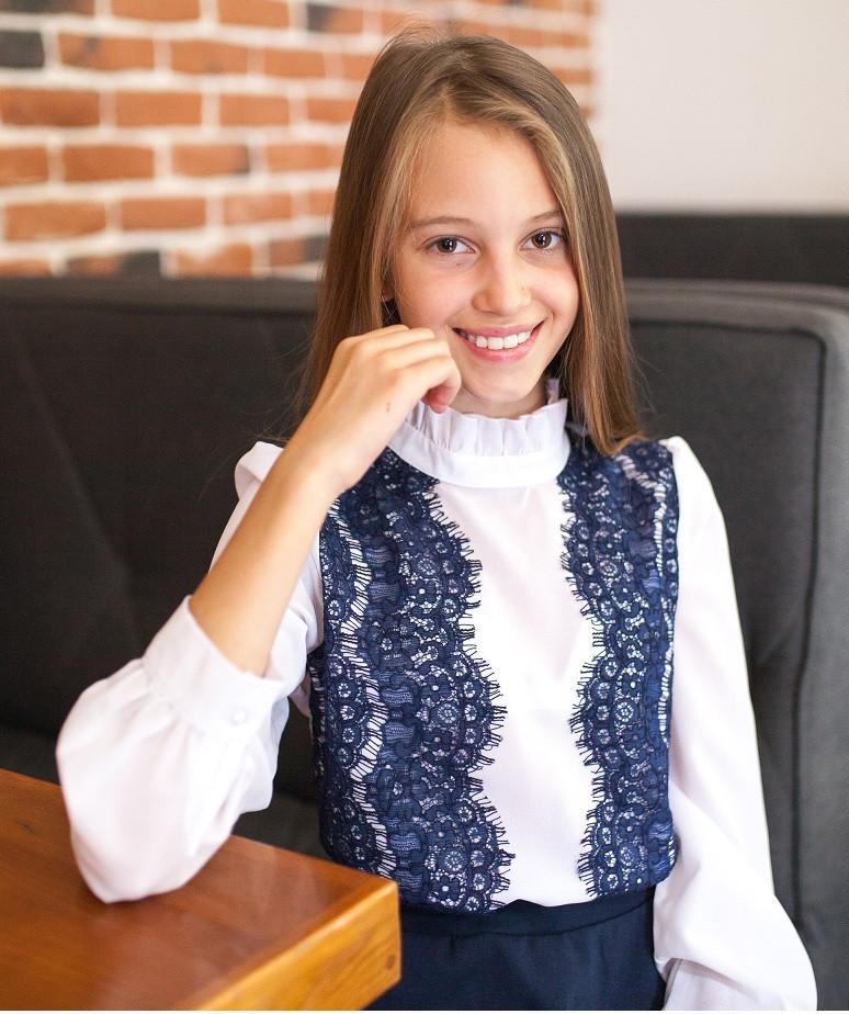 Блузка Свит блуз мод. 8006 р.140