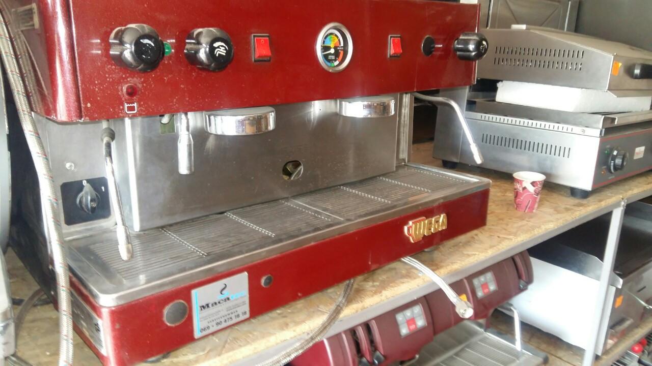 Профессиональная кофемашина  WEGA  Sphera EVD 2 Group б/у Италия