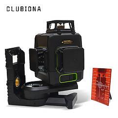 Лазерный уровень Clubiona 3D 12 ліній, лазерний рівень