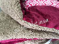 Одеяло Мех Флис двухстороннее Евро 200*215см. 795грн