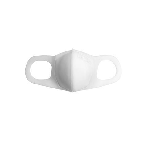 Многоразовая угольная питта маска Ülka (белая)
