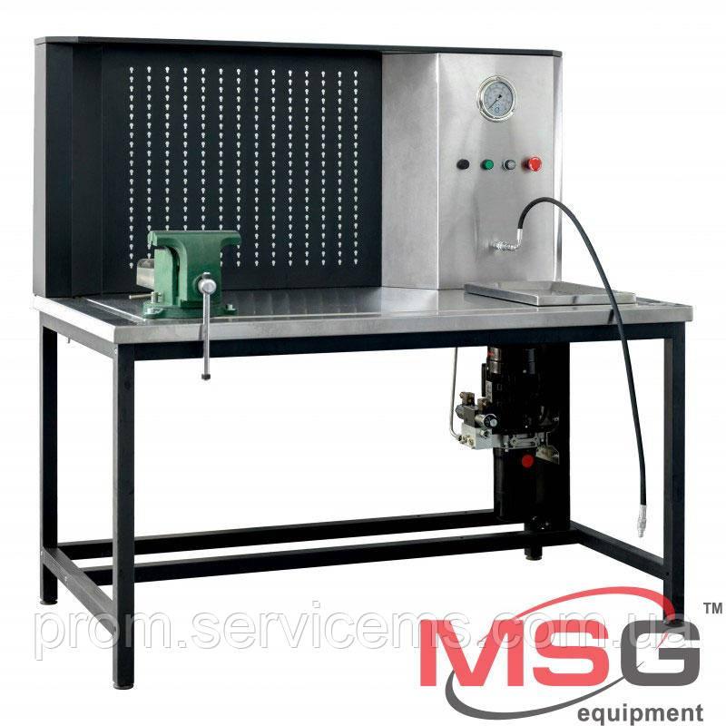 Диагностический стенд для проверки тормозных суппортов MS300