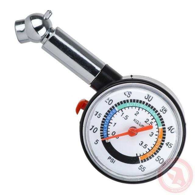 Измеритель давления в шинах стрелочный Intertool AT-1003