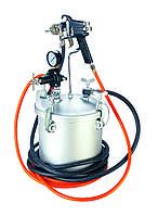 Красконагнетательный бак 8л с краскопультом AUARITA PT-8-2.0