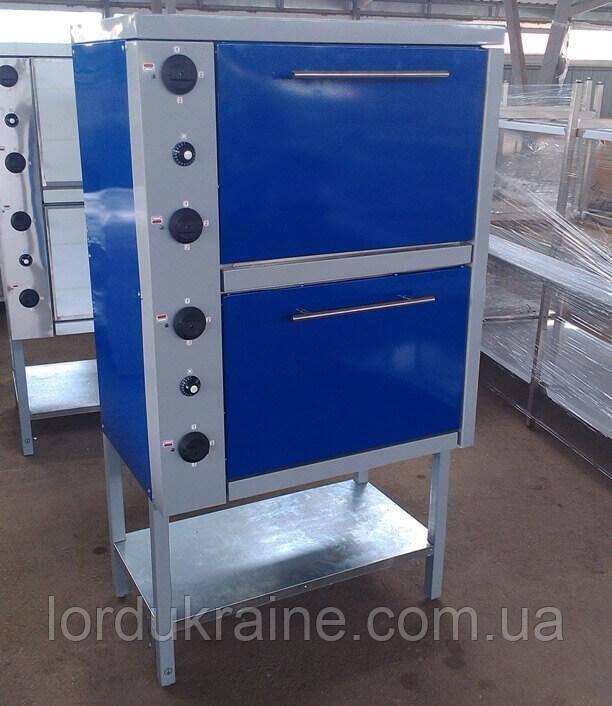 Шкаф жарочный электрический ШЖЭ-2П-GN1/1 (Стандарт) с плавной регулировкой мощности