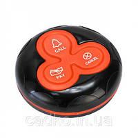 Кнопка вызова персонала R-333 Black/Red Recs USA