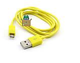 Кабель Micro USB 2.0 / кольоровий, фото 5