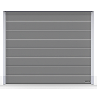 Ворота с электрическим приводом ProLift 700, Hormann RenoMatic M-гофр 2500x2250, фото 1