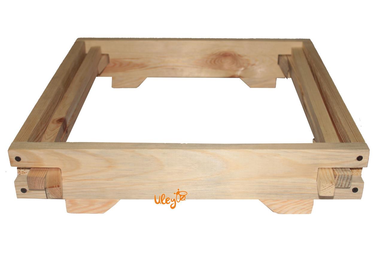 Кондуктор для сбивания пчелиных рамок (на 10 рамок)
