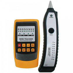 Кабельный тестер мультиметр DT GM60 искатель проводов
