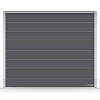 Ворота в гараж подъемные Hormann RenoMatic M-гофр 3500x2500