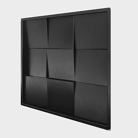 Пластиковые формы для 3D панелей