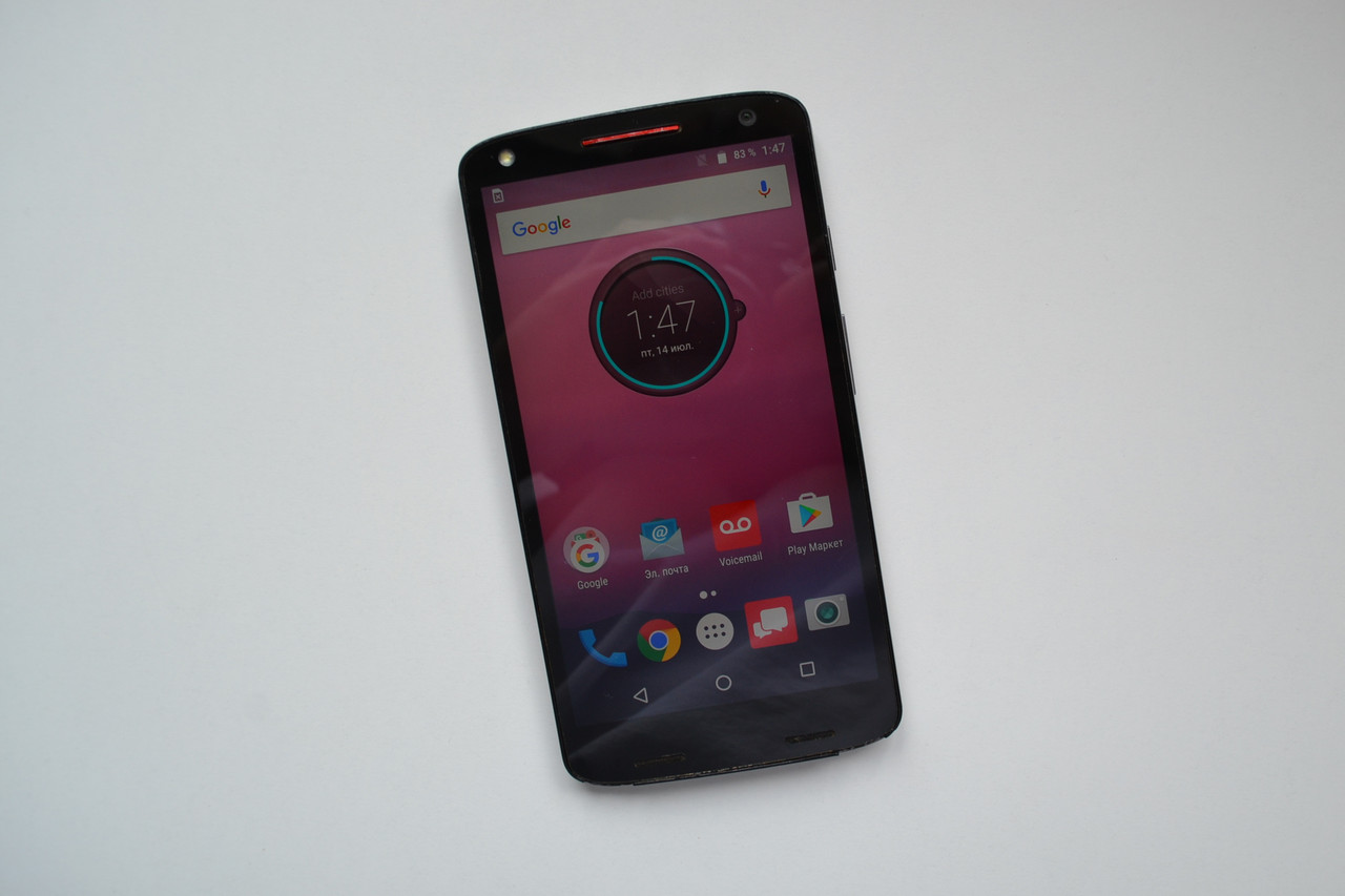 Motorola Droid Turbo 2 Red Nylon XT1585 64Gb Оригинал!