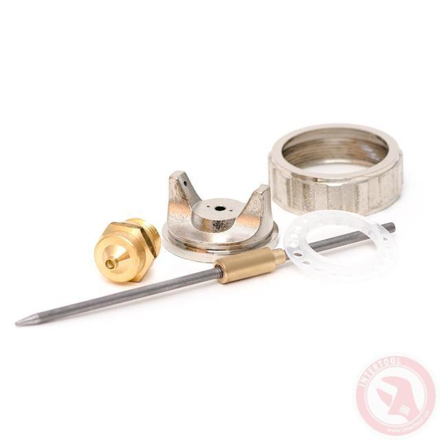 Комплект форсунок 2.5 мм к PT-0204, PT-0205, PT-0210, PT-0211 Intertool PT-2008