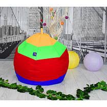 Крісло мішок Полосатик 90 (Тіа-sport ТМ), фото 2