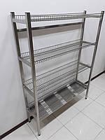 Стеллаж для сушки посуды 1200х320х1600, фото 1