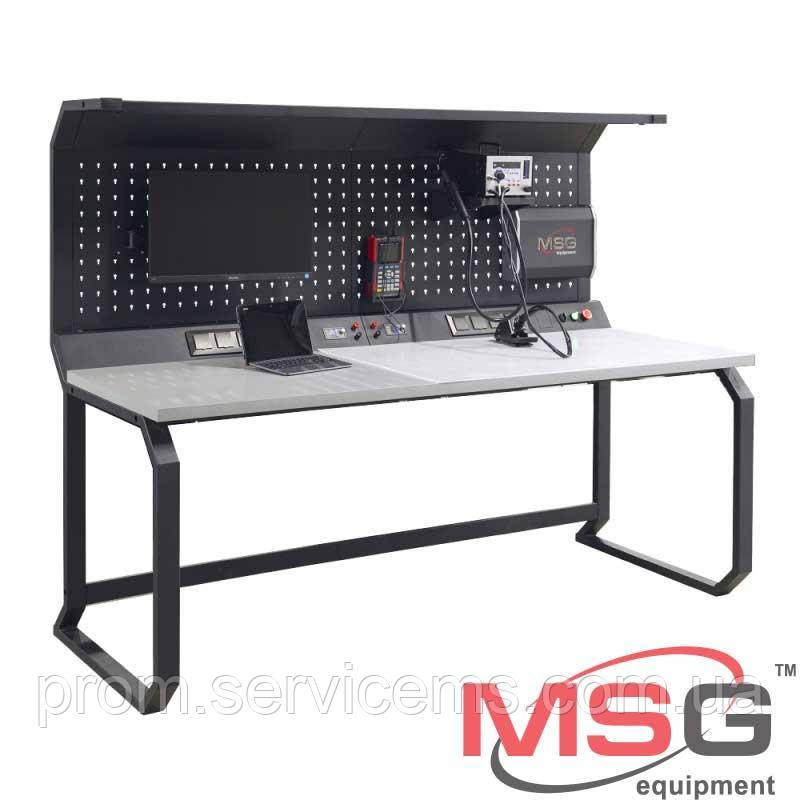 Рабочий стол мастера по ремонту электроники MS570