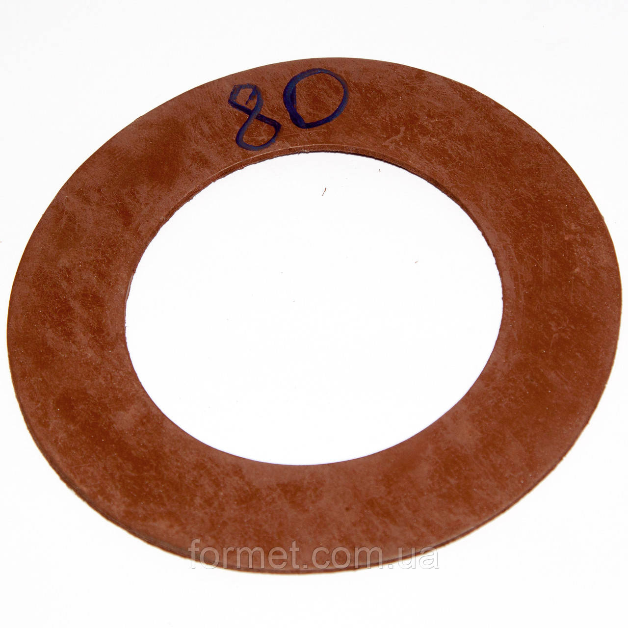Прокладка фланцевая биконитовая  Ду 80 РУ16