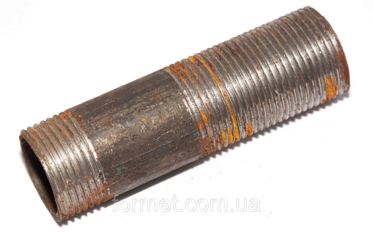 Сгон стальной Ду 25