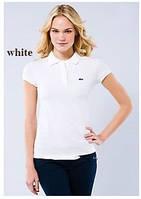 LACOSTE женские футболки поло lacoste лакоста лакосте купить в Украине, фото 1