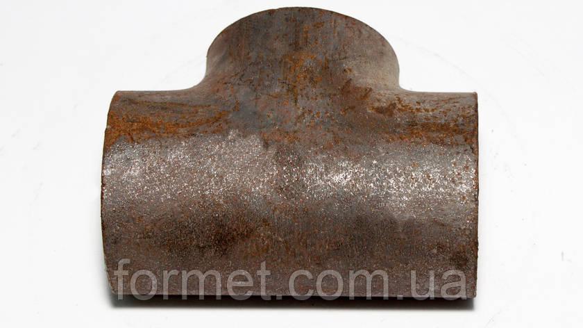 Тройник стальной  33*3,0, фото 2